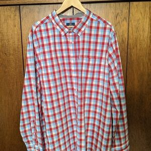 George Long-Sleeved Button-Up XXXL